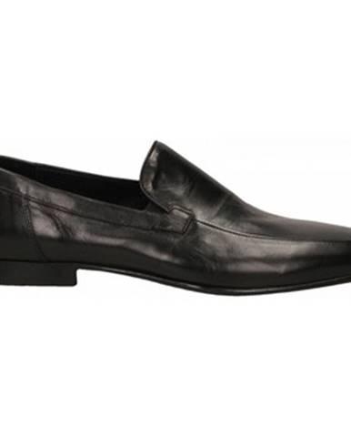 Čierne topánky Edward's