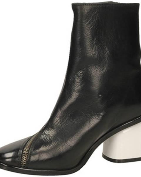 Čierne topánky Juice Shoes