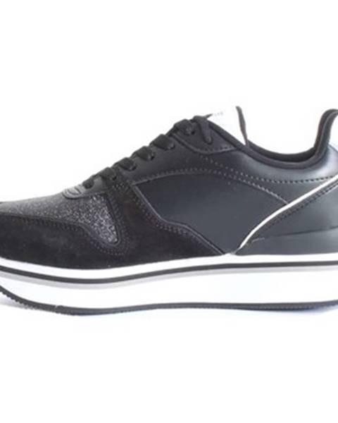 Čierne tenisky Armani