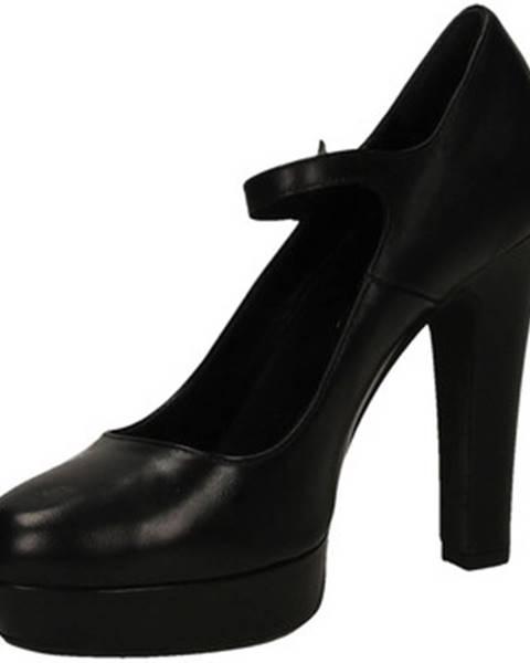 Čierne topánky Les Venues