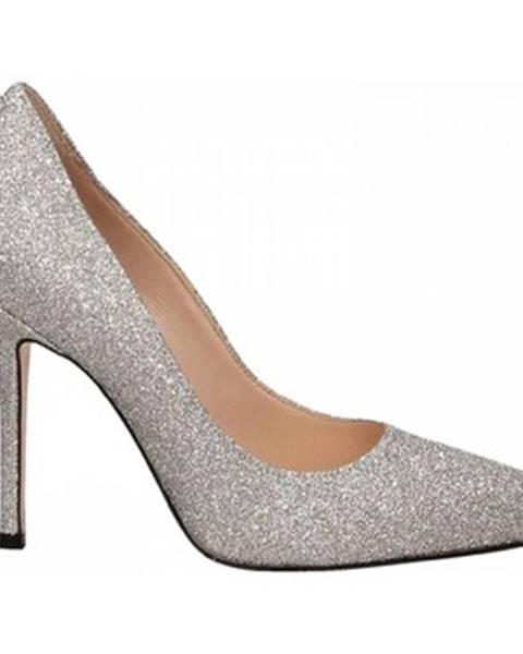 Strieborné topánky Liu Jo