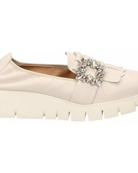 Biele topánky Unisa