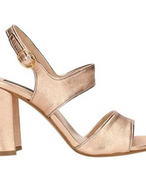 Ružové topánky Bacta De Toi