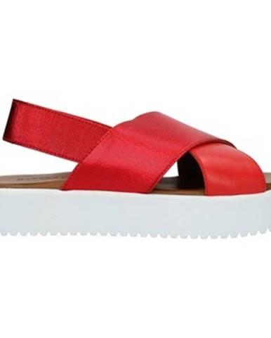 Červené topánky Inuovo