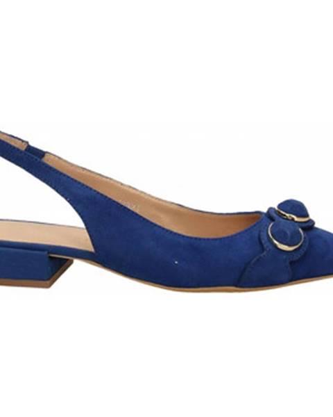 Modré topánky Bruno Premi