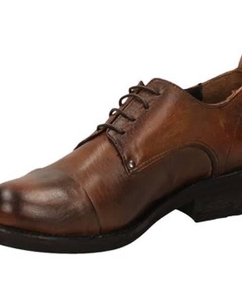 Hnedé topánky Piranha