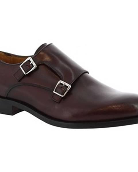 Červené topánky Leonardo Shoes