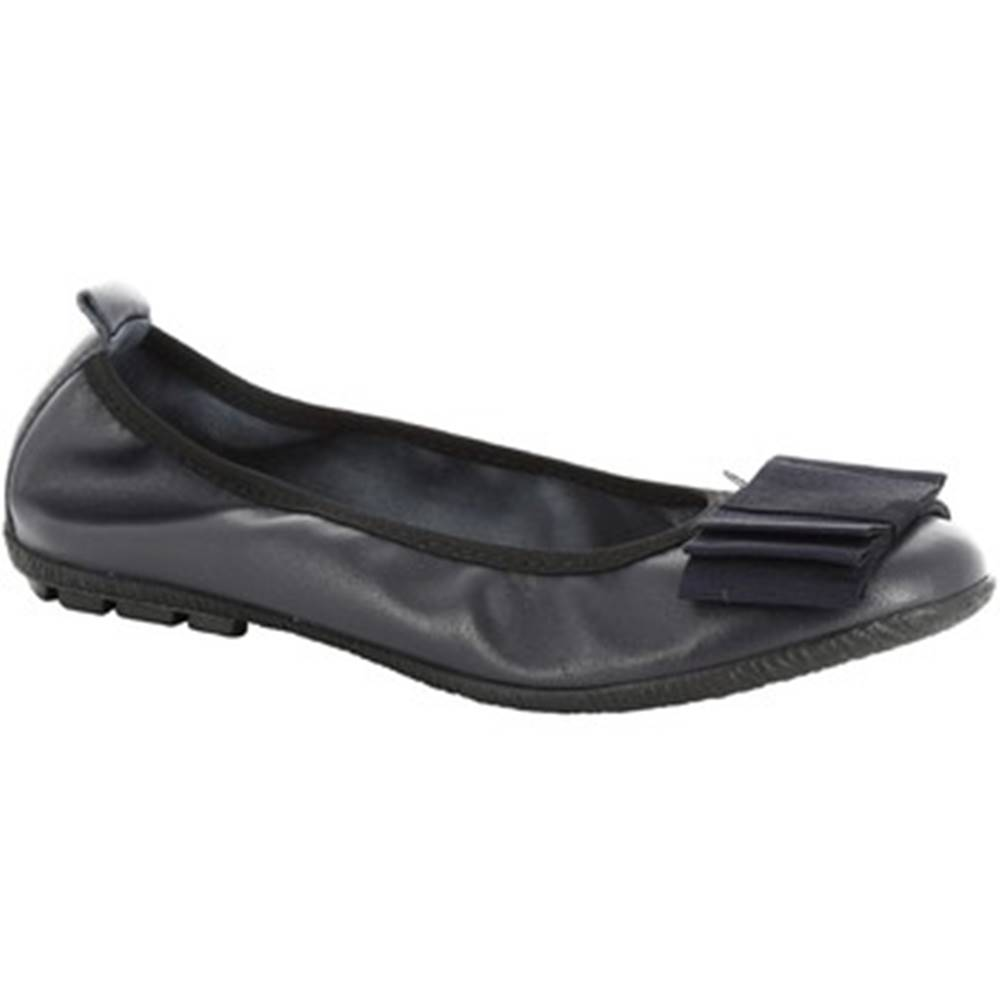 Leonardo Shoes Balerínky/Babies Leonardo Shoes  5618 G1/SOSIA NAPPA BLU