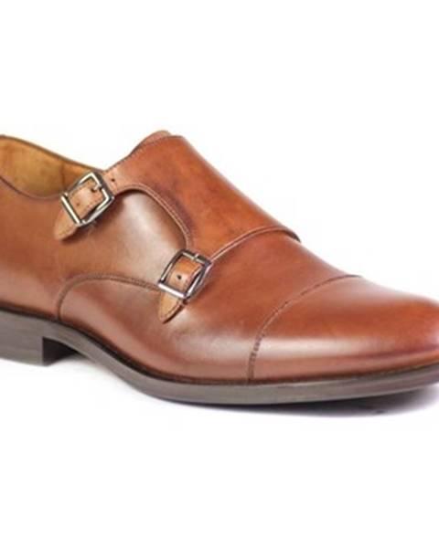 Hnedé topánky Ryłko