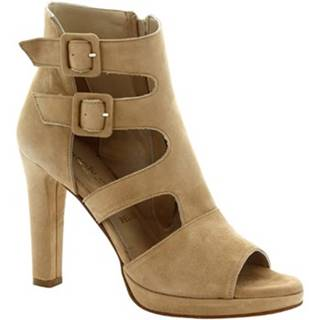 Sandále Leonardo Shoes  218 CAMOSCIO CAMEL