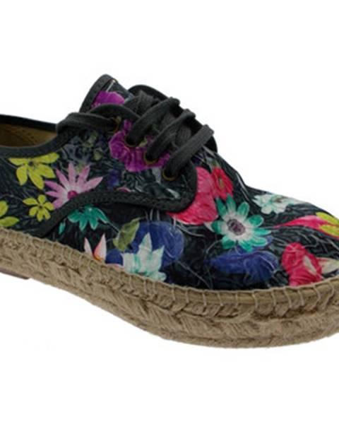 Čierne topánky Natural World