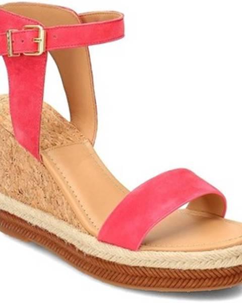 Červené topánky GANT