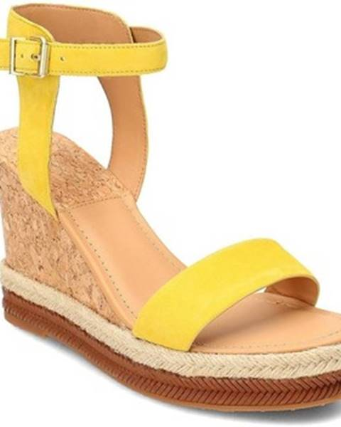 Žlté topánky GANT
