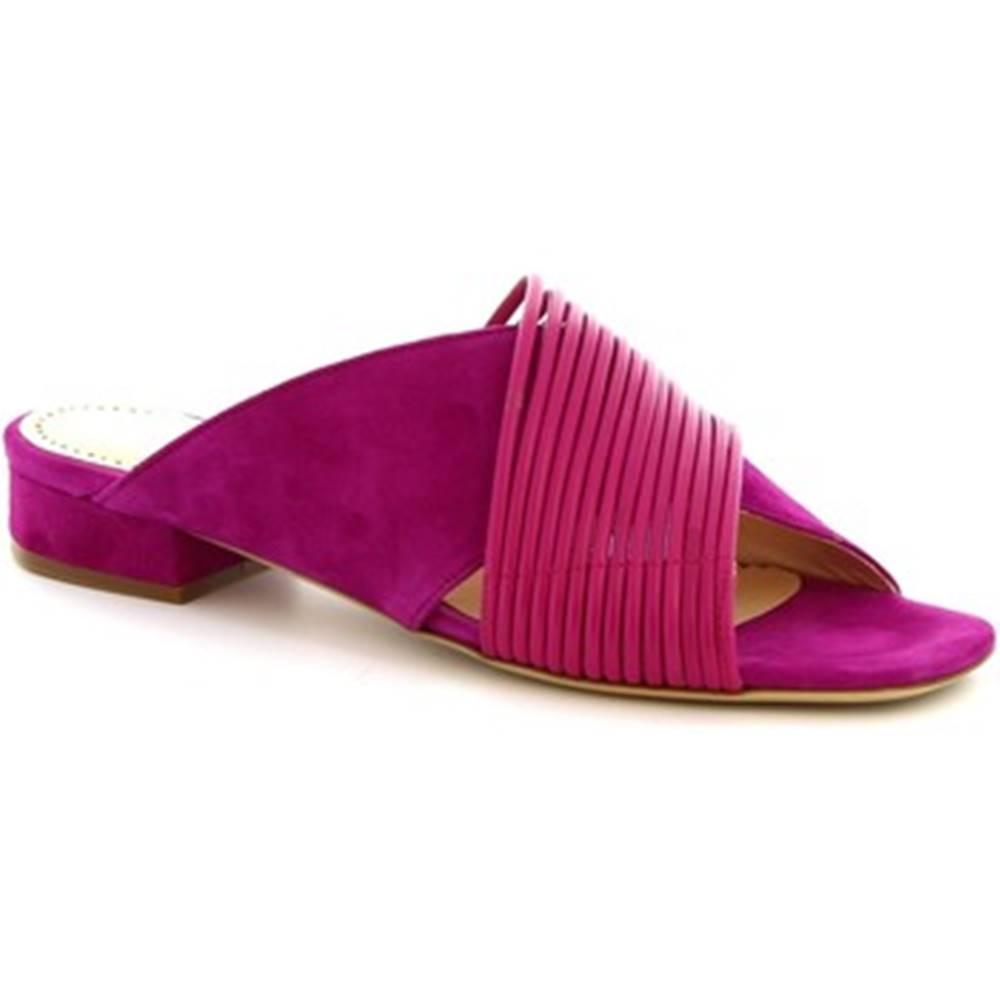 Leonardo Shoes Sandále Leonardo Shoes  G12 CAMOSCIO FUXIA