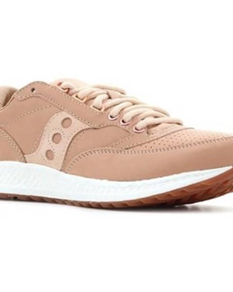 Béžové topánky Saucony