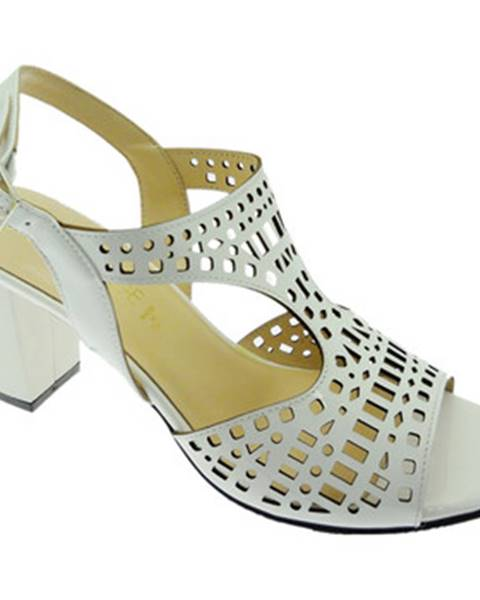 Biele topánky Soffice Sogno