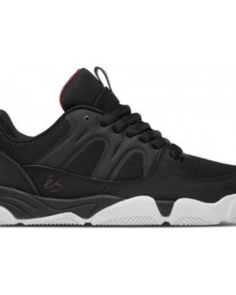 Čierne topánky Es