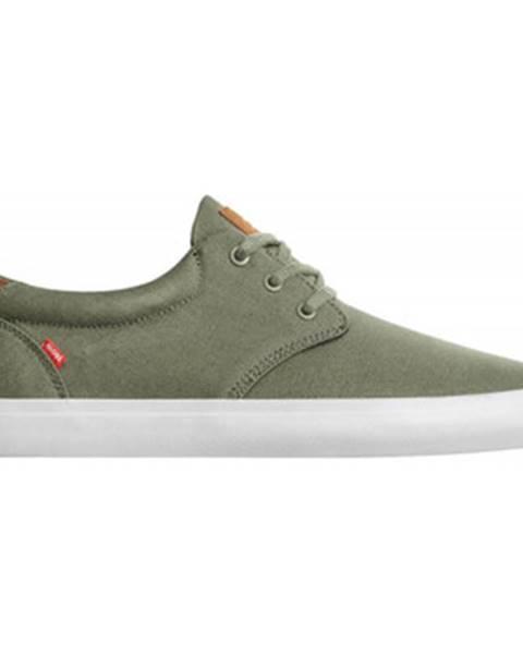 Zelené topánky Globe