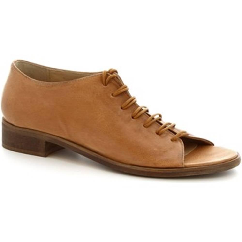 Leonardo Shoes Sandále Leonardo Shoes  4663 ROK TOFFY