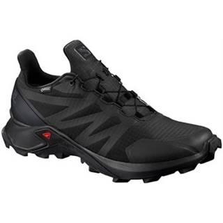 Bežecká a trailová obuv Salomon  Supercross Gtx