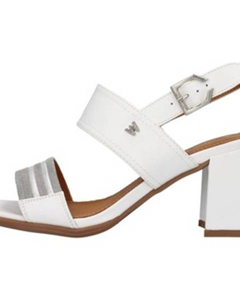 Biele topánky Wrangler