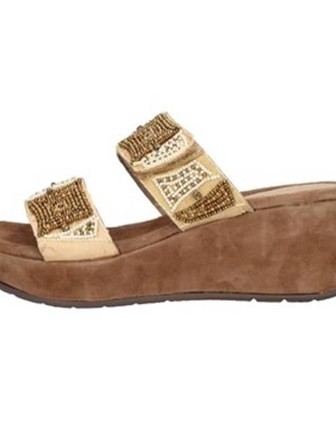 Béžové topánky Clia Walk