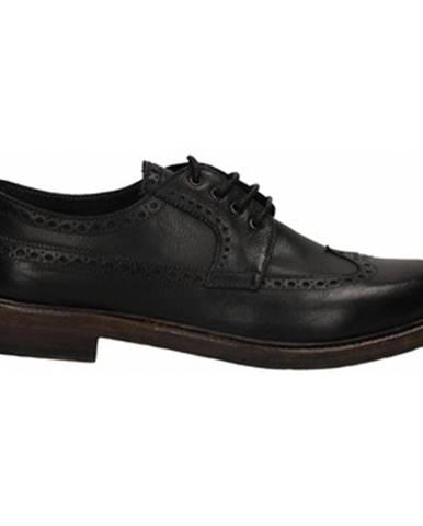 Modré topánky Brecos