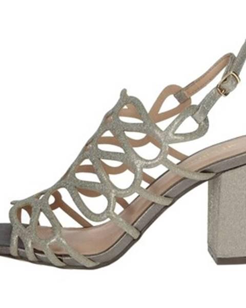 Hnedé topánky Menbur