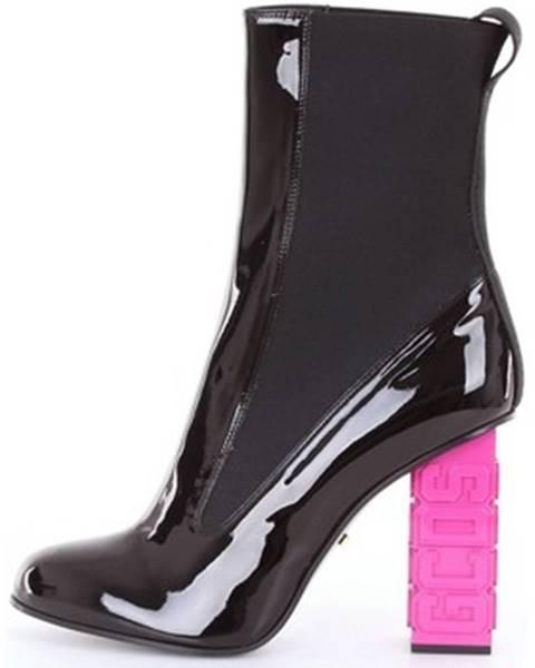 Čierne topánky Gcds