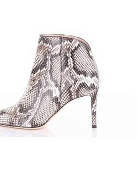 Viacfarebné topánky Giuseppe Zanotti