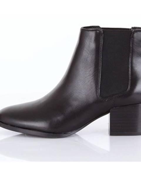Čierne topánky Nine West