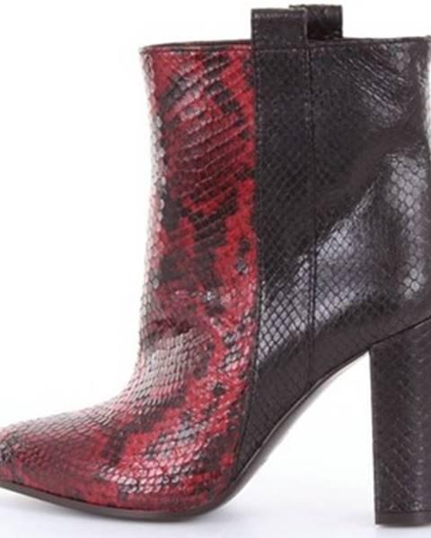 Viacfarebné topánky Via Roma 15