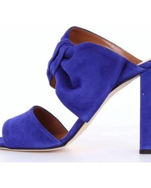 Modré topánky Paris Texas