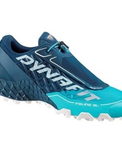 Modré topánky Dynafit