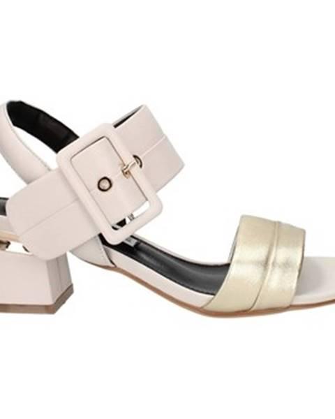 Viacfarebné topánky Emanuélle Vee