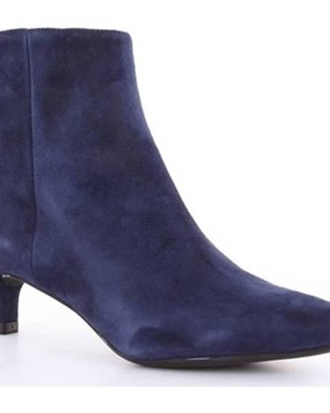 Modré topánky Unisa