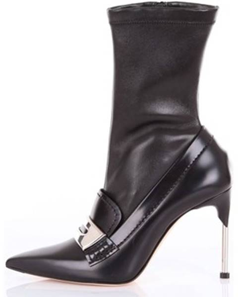 Čierne topánky McQ Alexander McQueen