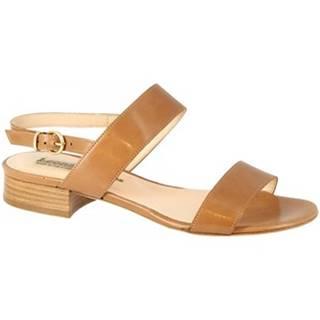 Sandále Leonardo Shoes  3159 VITELLO SELLA
