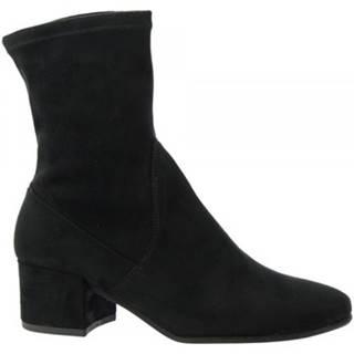 Čižmičky Leonardo Shoes  V254 VIP NERO