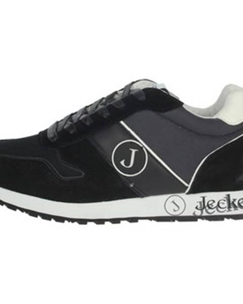 Čierne tenisky Jeckerson