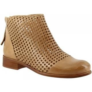 Polokozačky Leonardo Shoes  2002ROBIN NOCCIOLA