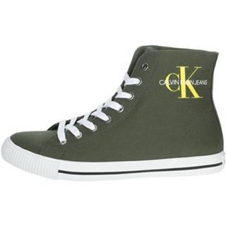 Členkové tenisky Calvin Klein Jeans  B4S0671