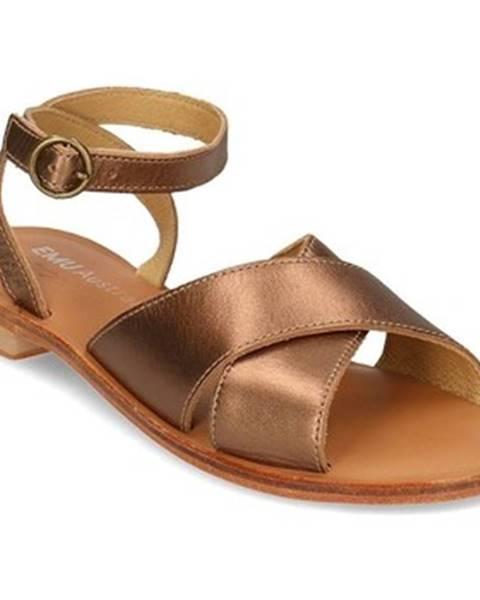 Zlaté topánky EMU