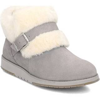 Nízka obuv do mesta  Oxley Fur Cuff