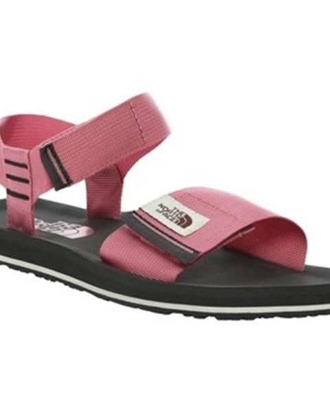 Ružové topánky The North Face