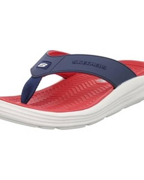 Viacfarebné topánky Skechers