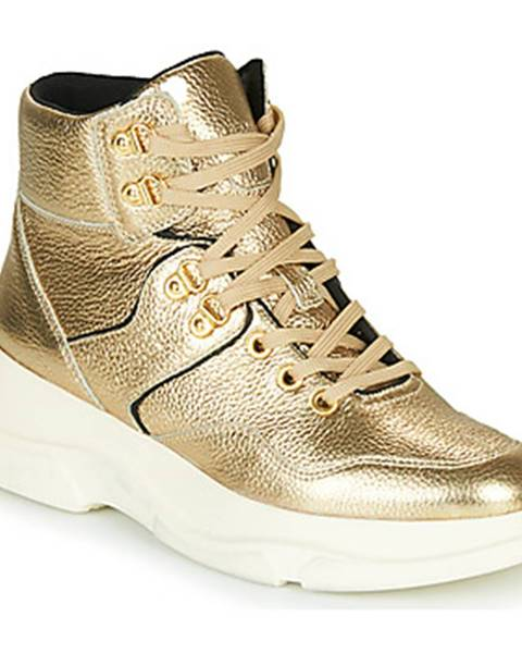 Zlaté topánky Geox