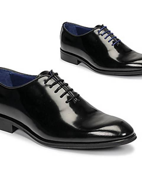 Čierne topánky Azzaro