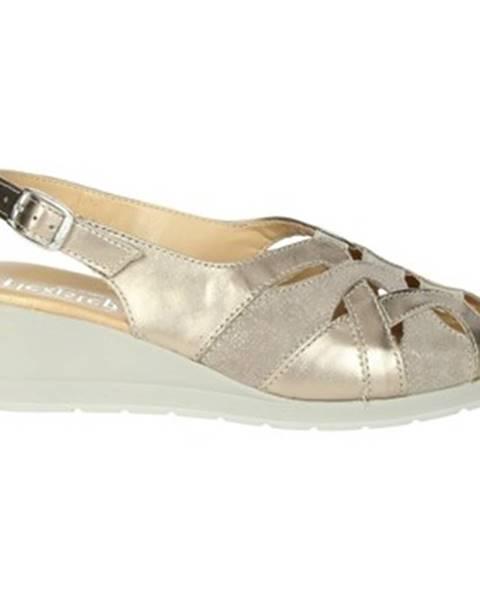 Hnedé topánky Flexistep