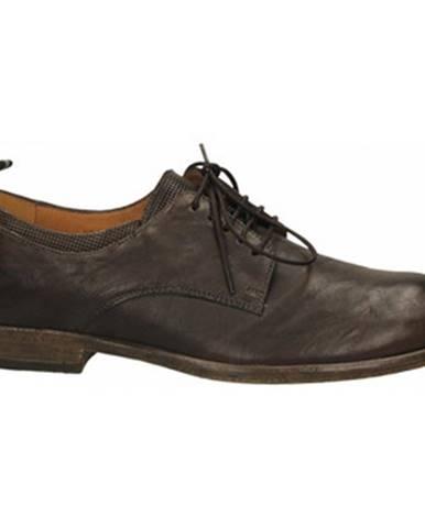 Hnedé topánky Antica Cuoieria